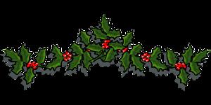 decorative holly