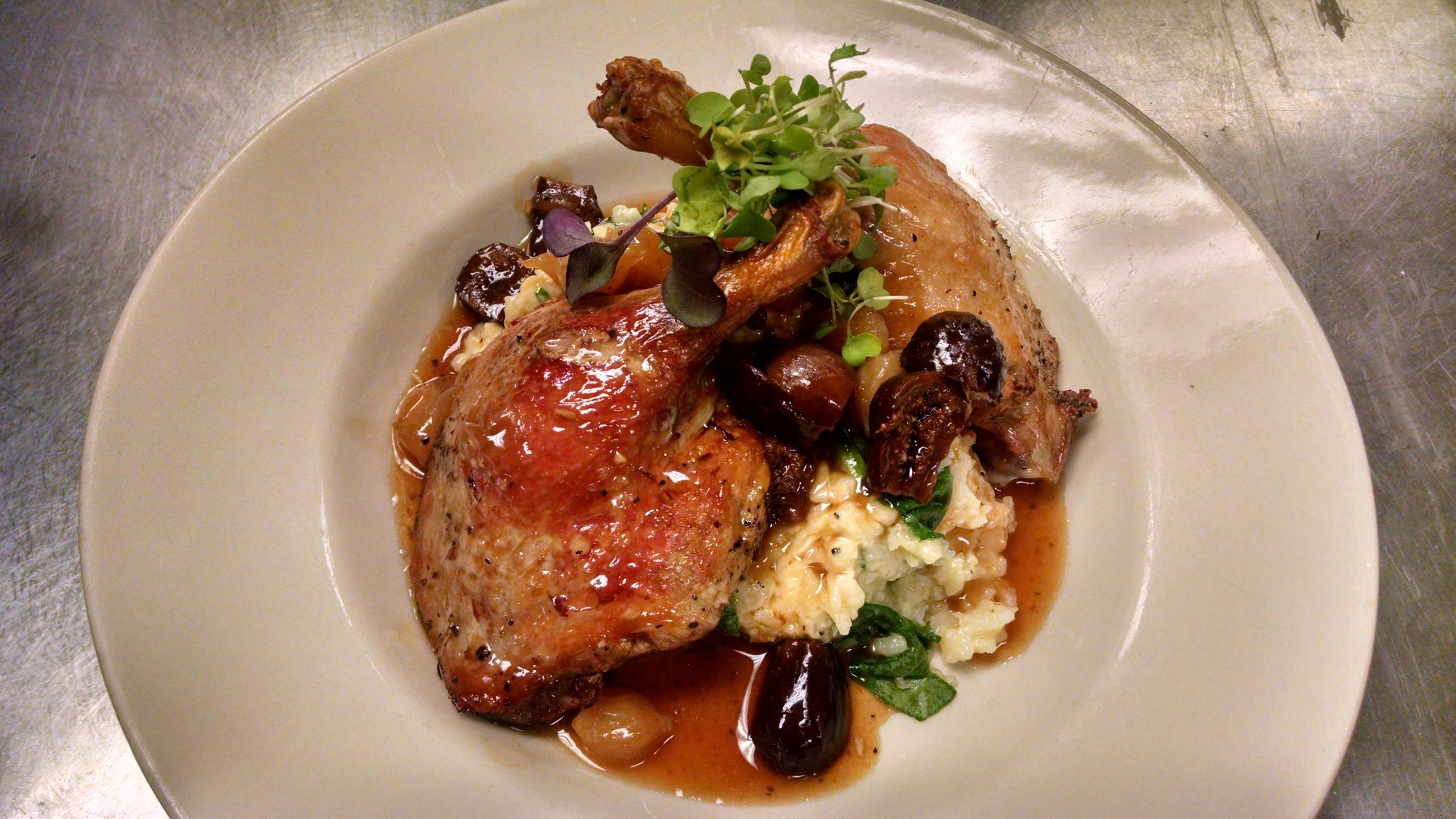 Jake and Telly's Specials - Roast Duck